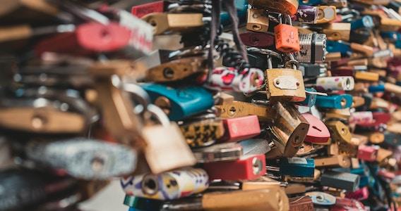 Guard your super - image 2010809-unsplash-locks on https://www.deltafinancialgroup.com.au